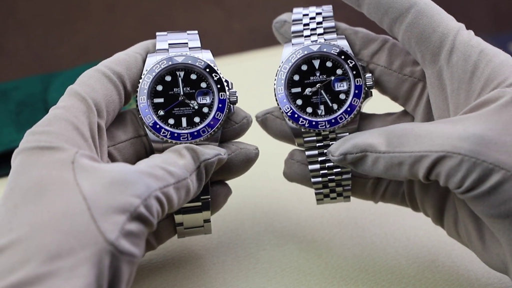 GMT Master II Oyster or Jubilee