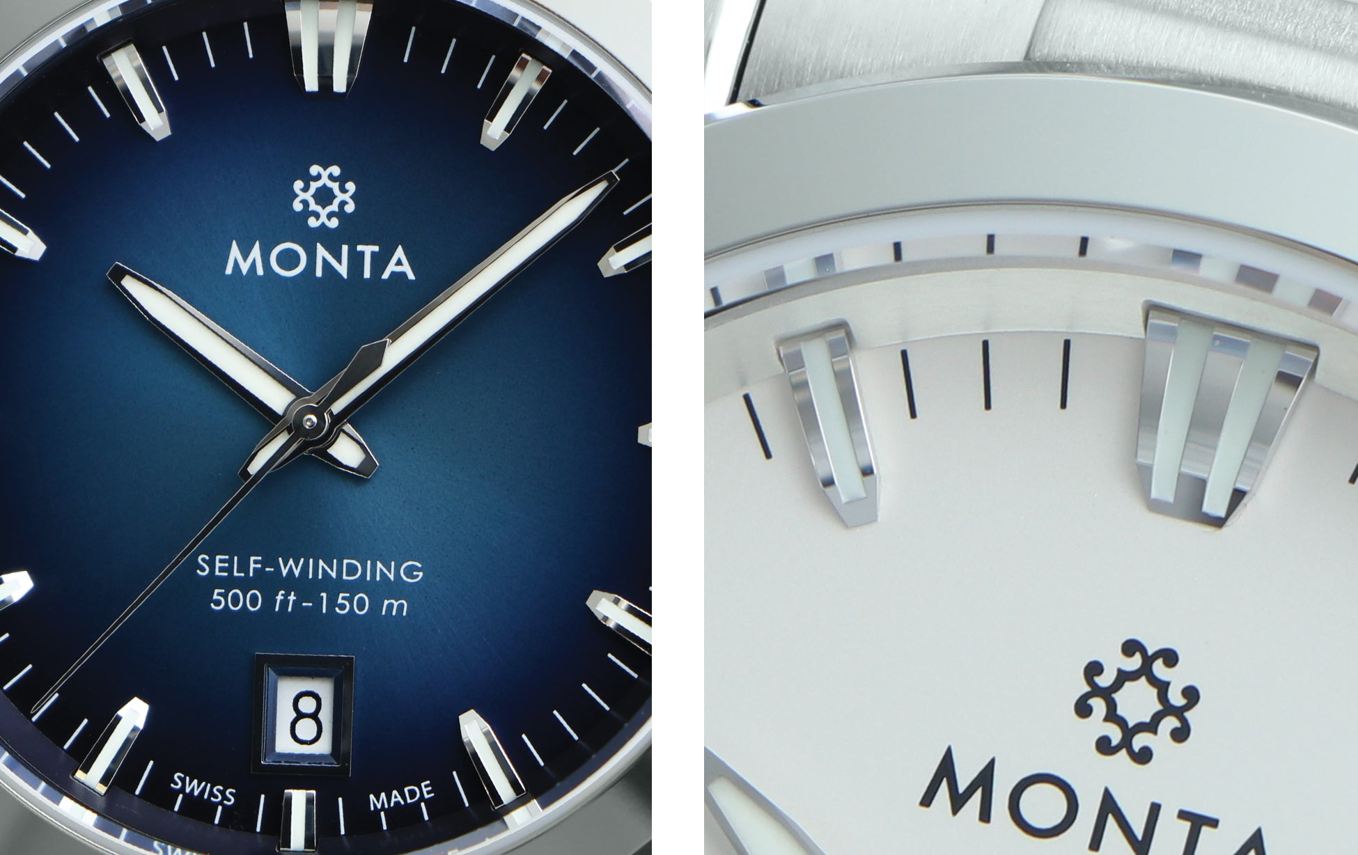 MONTA Noble hands and logo
