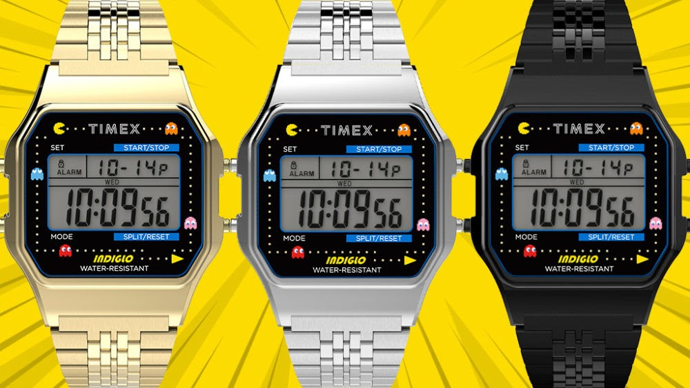 pacman watches