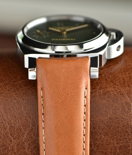 leather watch band strap panerai