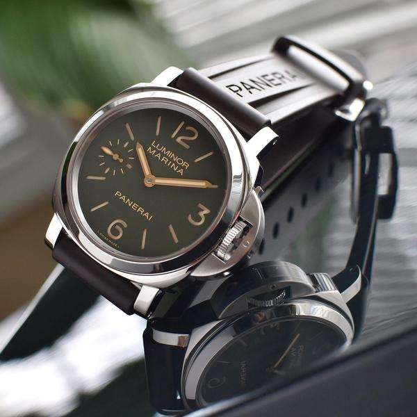 rubber watch band panerai