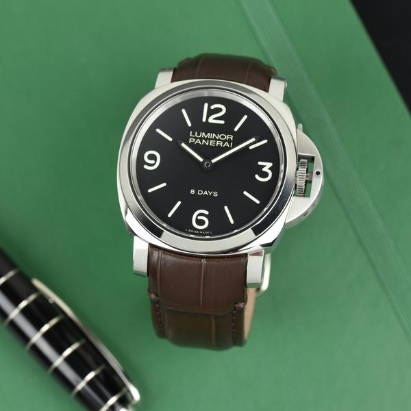 panerai leather belt