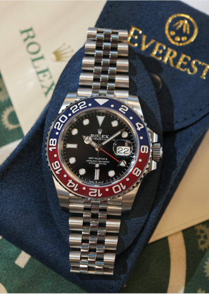 ceramic gmt jubilee