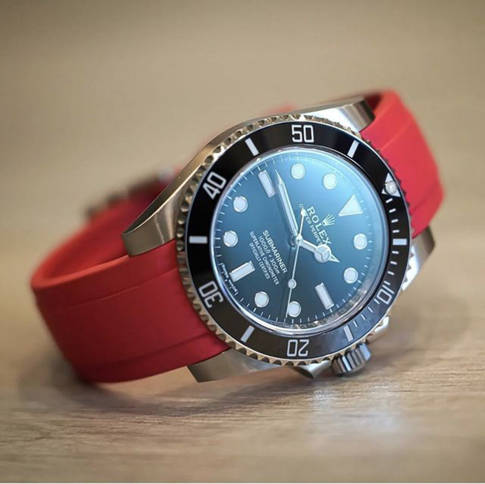 red everest band on rolex watch