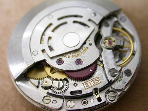 3135 rolex movement