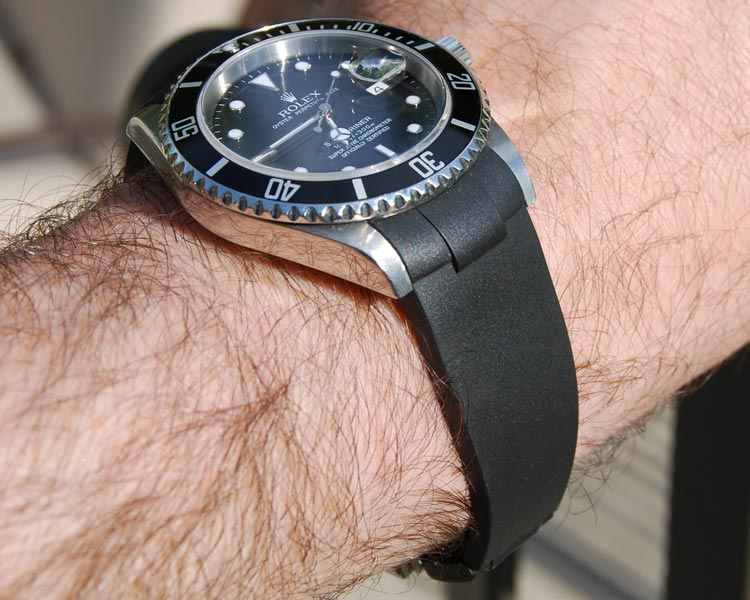 Aftermarket Rubber Straps For Your Rolex An Honest Review