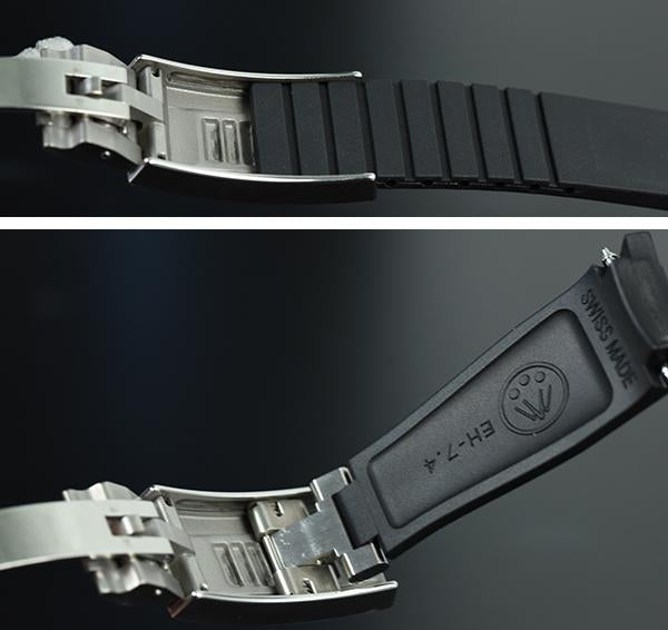 rubberb watch strap