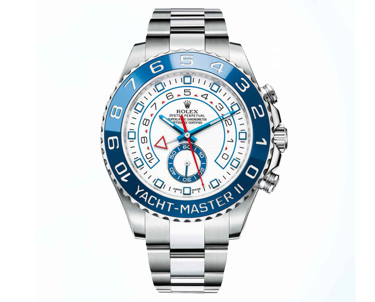 Yacht-master Stainless Steel 116680