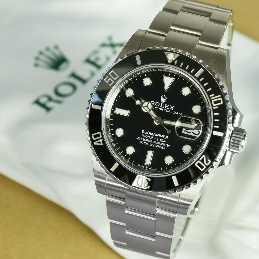 A Week on the Wrist with the Rolex Submariner 126610 (2020 New Release)