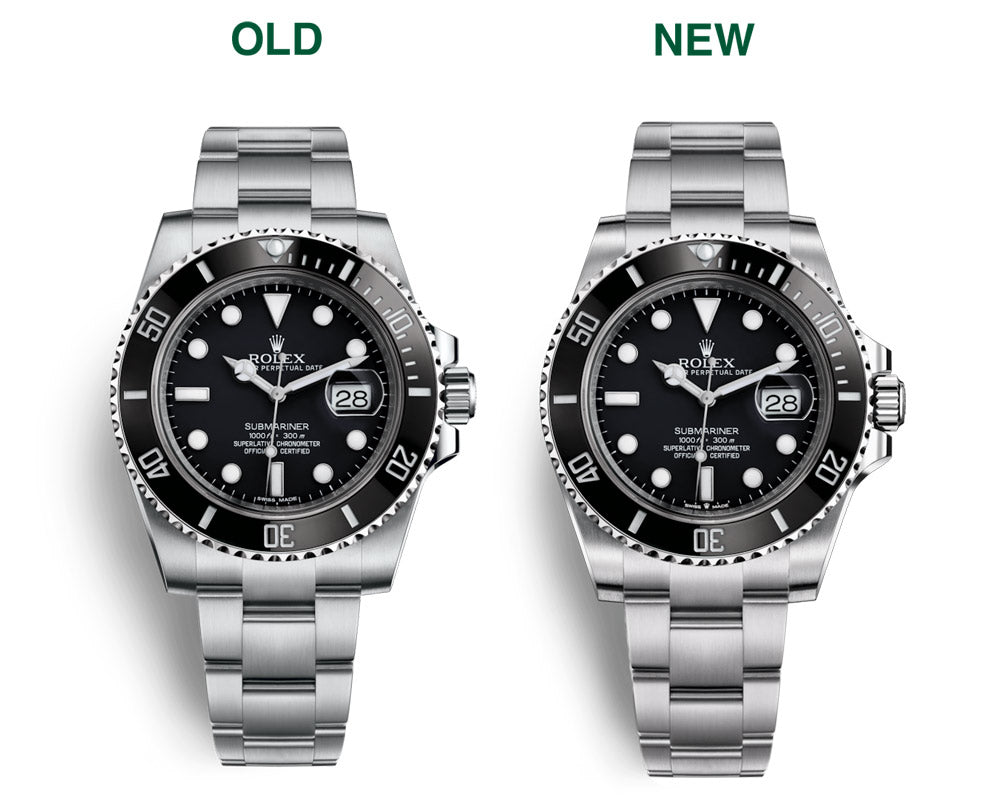 new rolex submariner