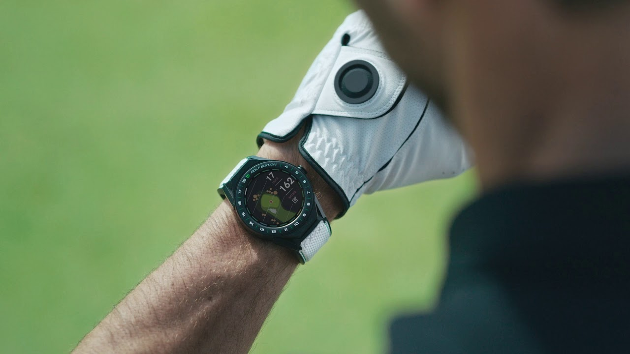 tag connected watch