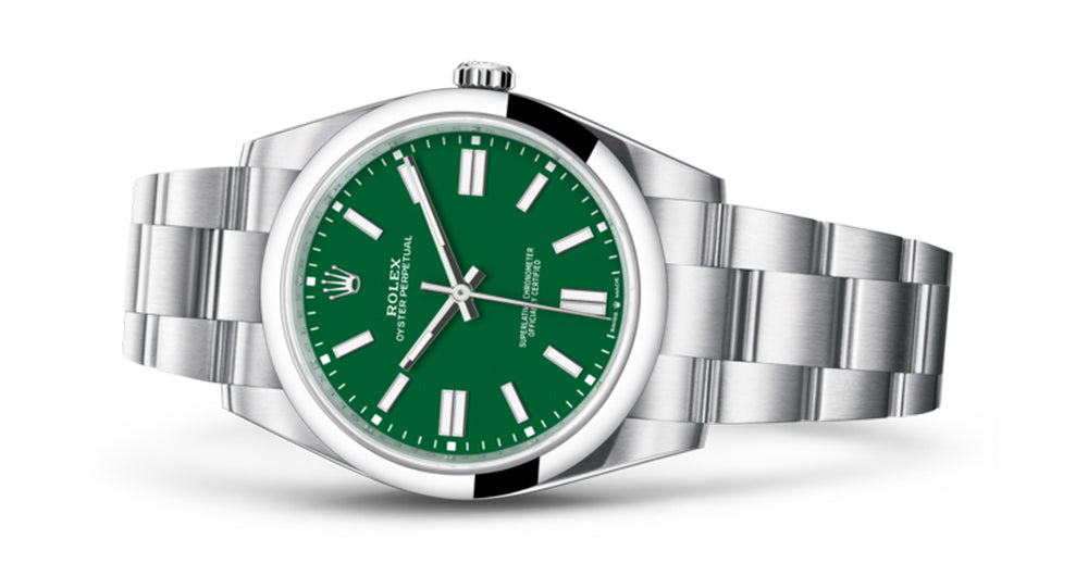 new rolex oyster perpetual line