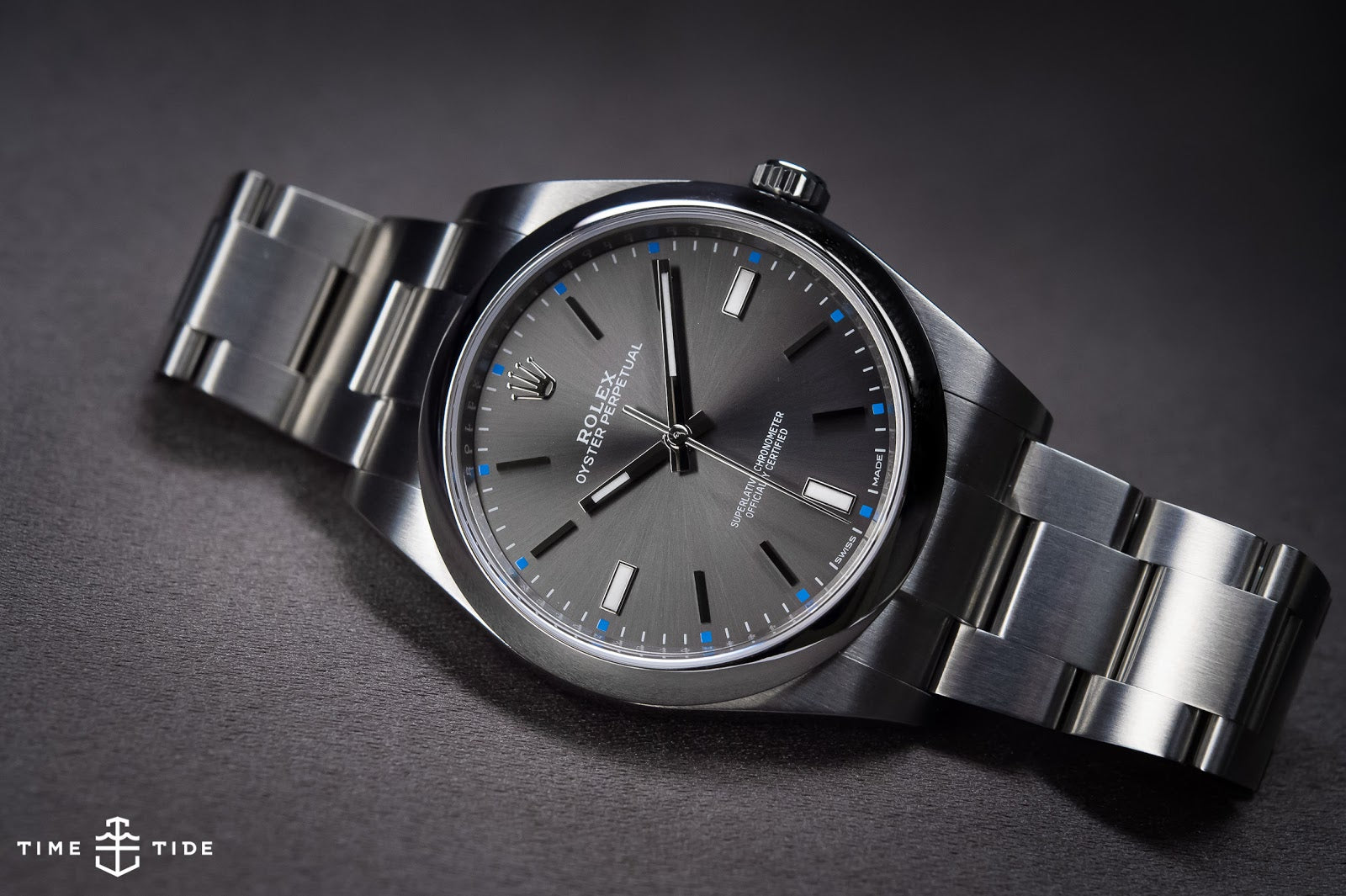 The Oyster Perpetual 39 is the Perfect Rolex Model No Longer in Production
