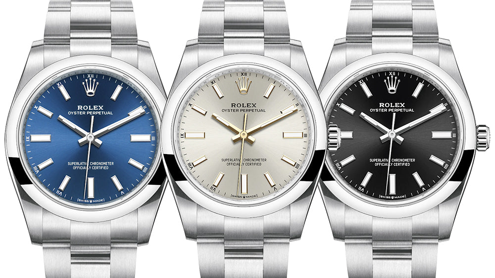 new releases from rolex 2020