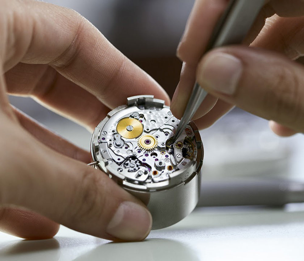 when to service your rolex watch