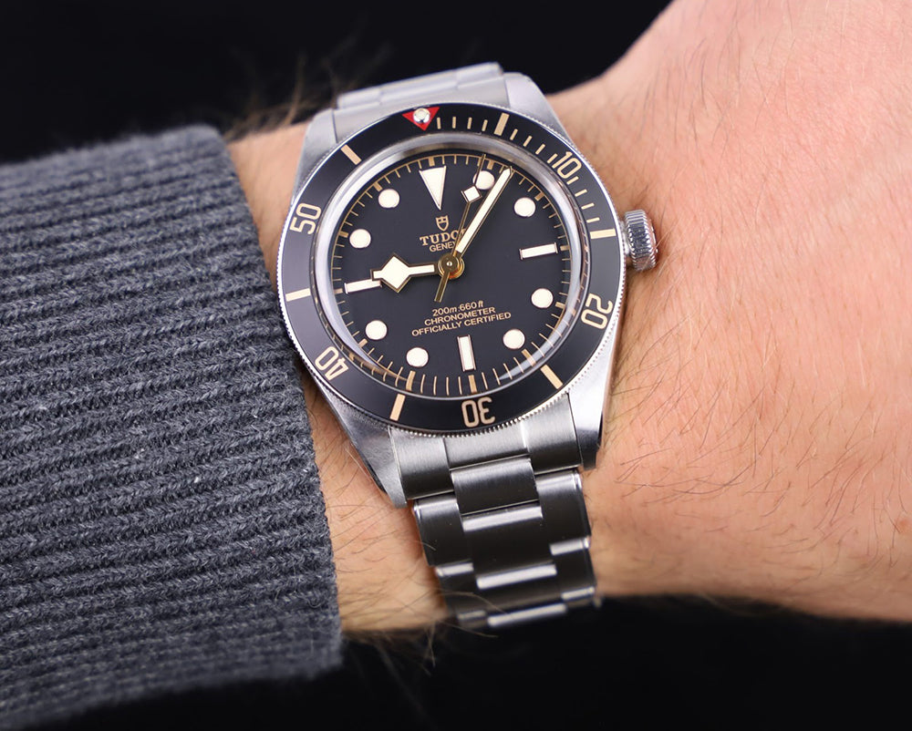 tudor bb 58 vs rolex submariner