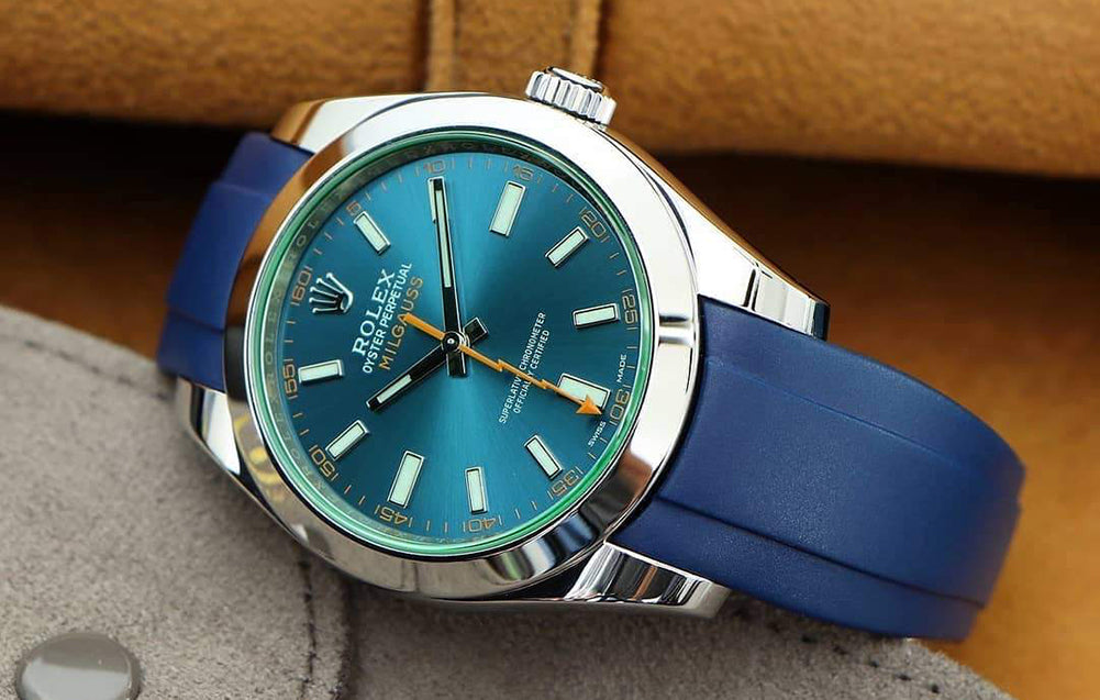 the rolex milgauss