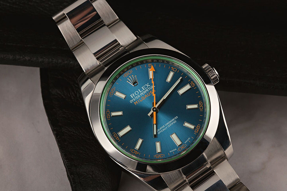 50th anniversary rolex models