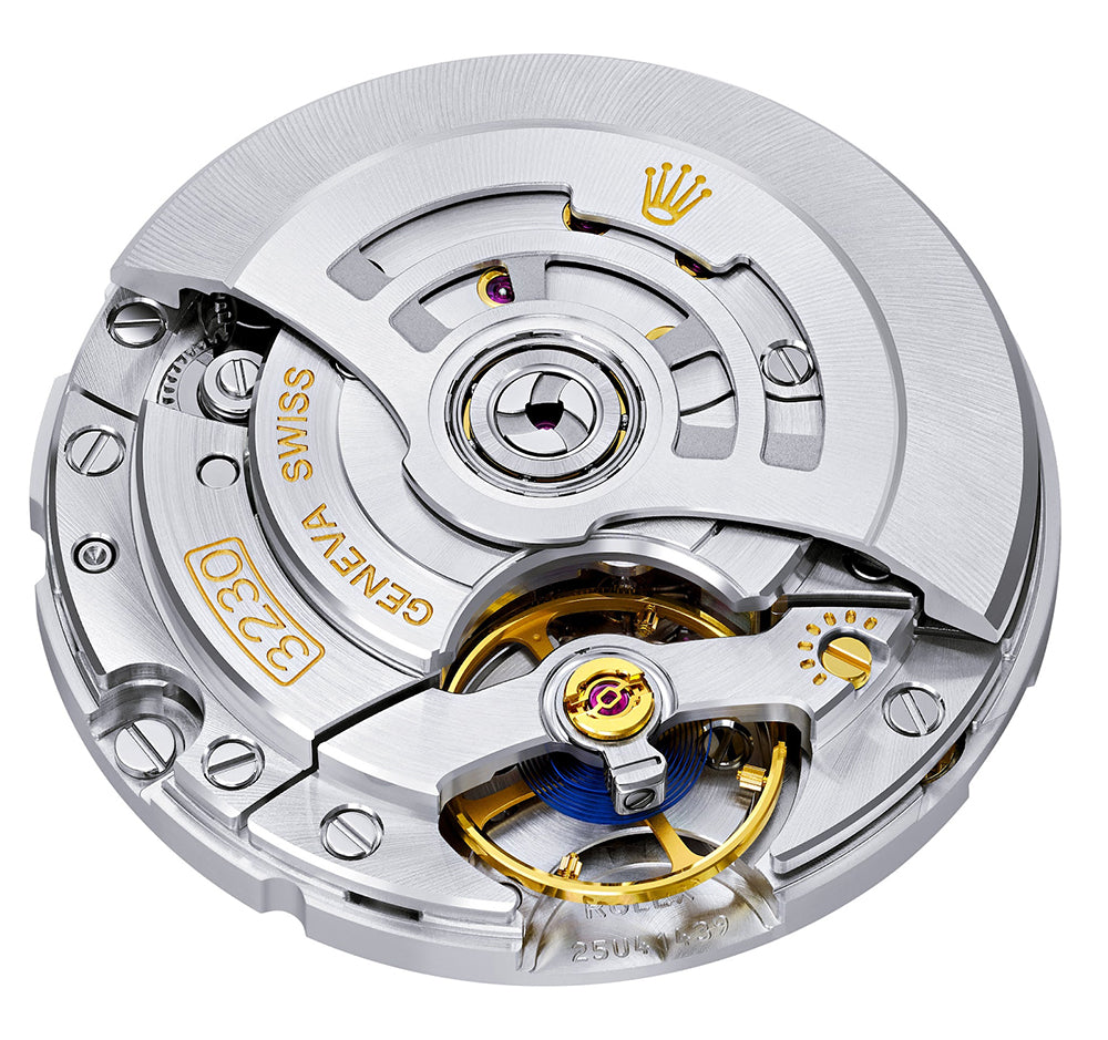 new 2020 oyster perpetual movement