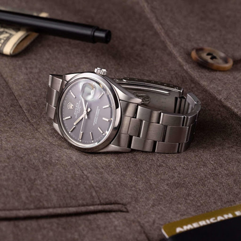 There's the Day-Date, the Datejust, and One that's Just the Date