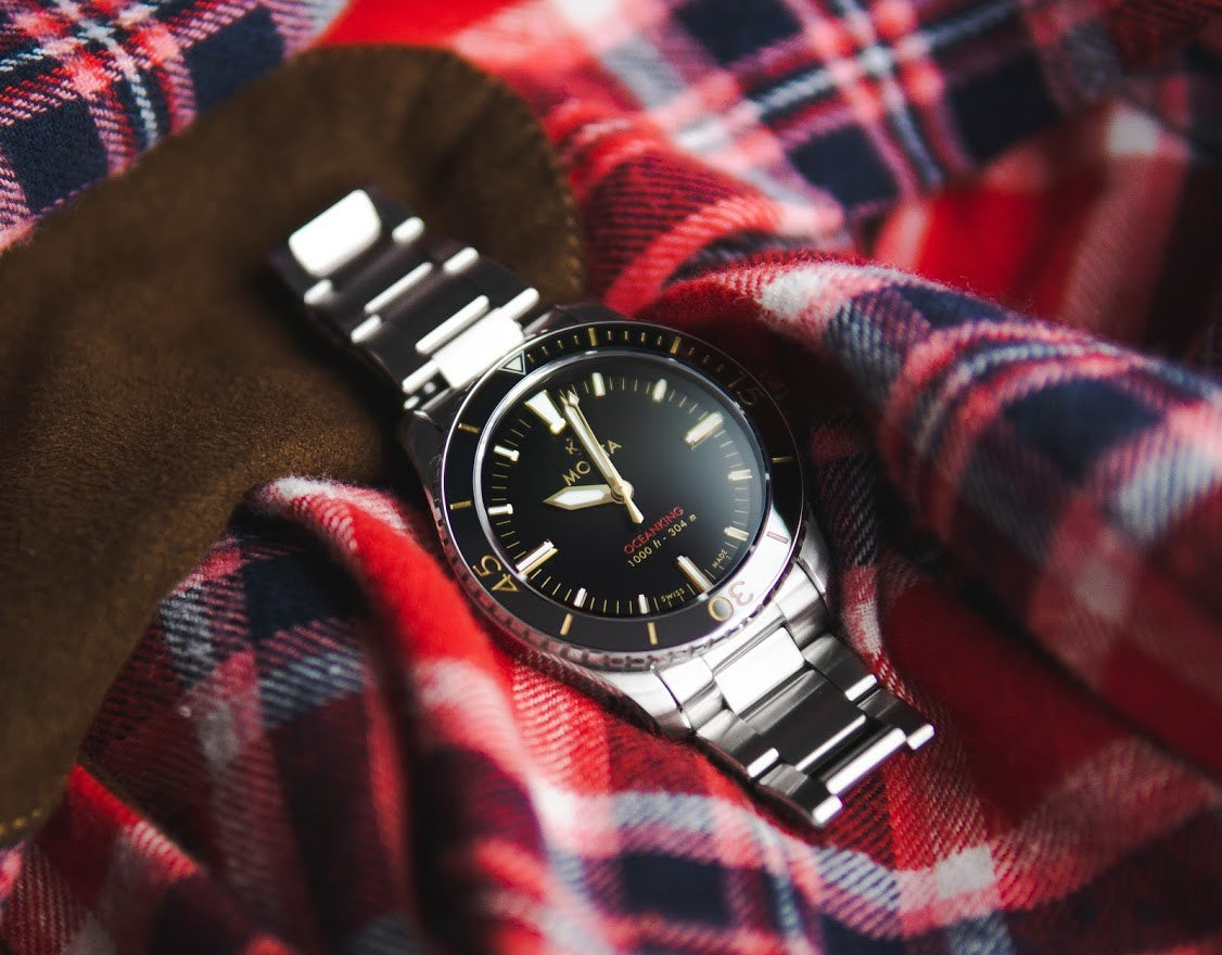 perfect watch dials for winter