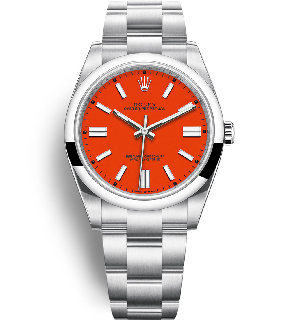 new rolex oyster perpetuals