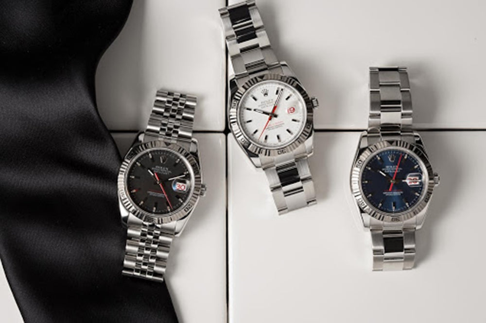 turn-o-graph rolex, thunderbird