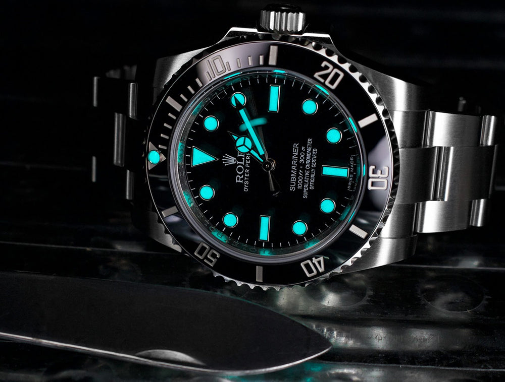 Rolex Watches with Unique Lumes