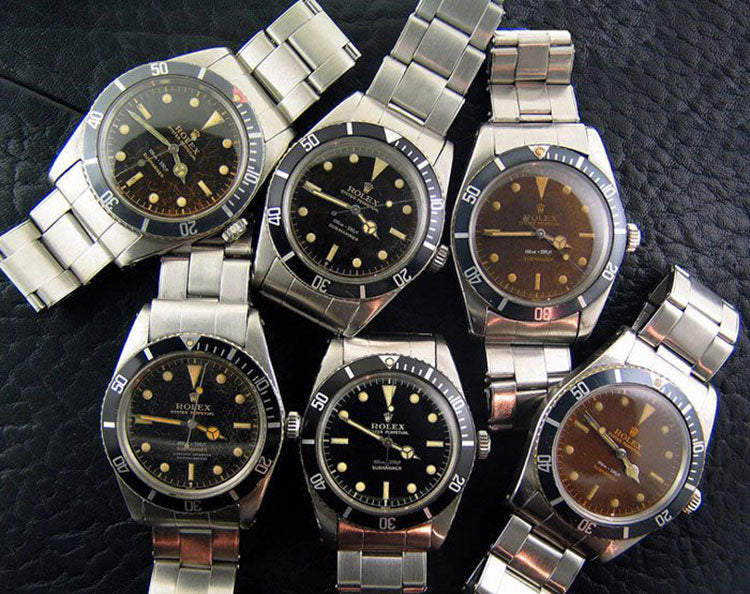 """How to"" on Beginning to be a Vintage Rolex Collector"