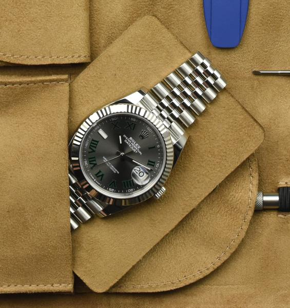 travel datejust pouch
