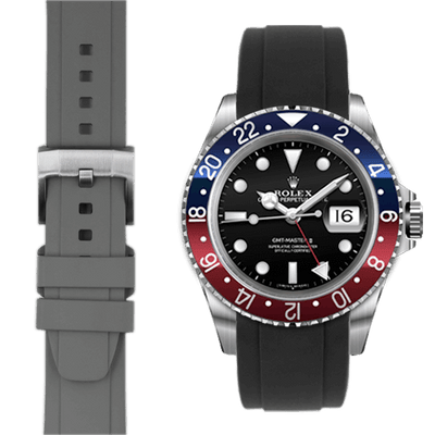 Rolex GMT Rubber watch straps
