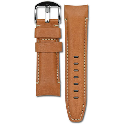 panerai tan leather watch strap