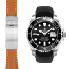 Rolex Submariner Leather watch strap