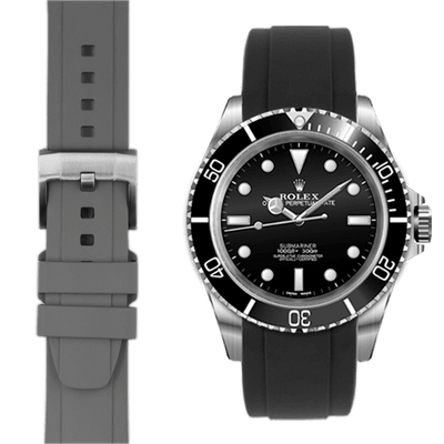 Rolex Submariner Rubber watch straps