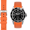 Rolex Submariner Orange Rubber watch straps