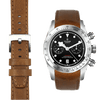 tudor leather watch strap