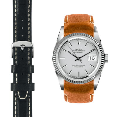 Datejust leather watch straps