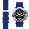 Rolex Daytona Blue Rubber Watch band
