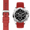 Rolex Daytona Red Rubber Watch Band