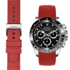 Rolex Daytona Red Rubber Strap