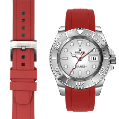 Rolex Yacht Master Red Rubber