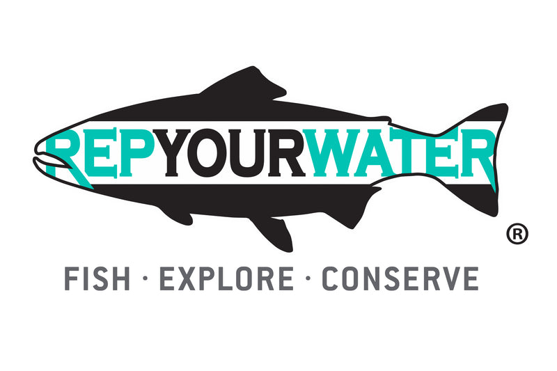 RepYourWater is an apparel company that provides uniquely designed, top quality gear for anglers and hunters while increasing support of local conservation and inspiring exploration.