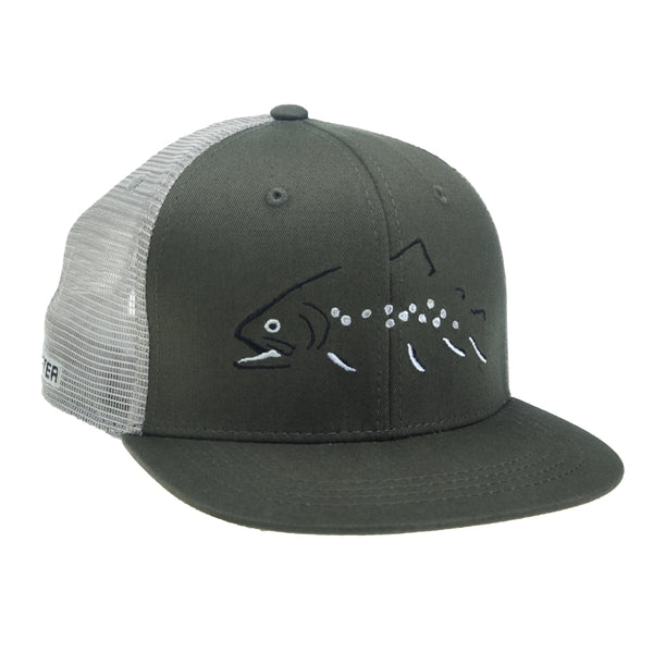 Minimalist Brookie High Profile Hat