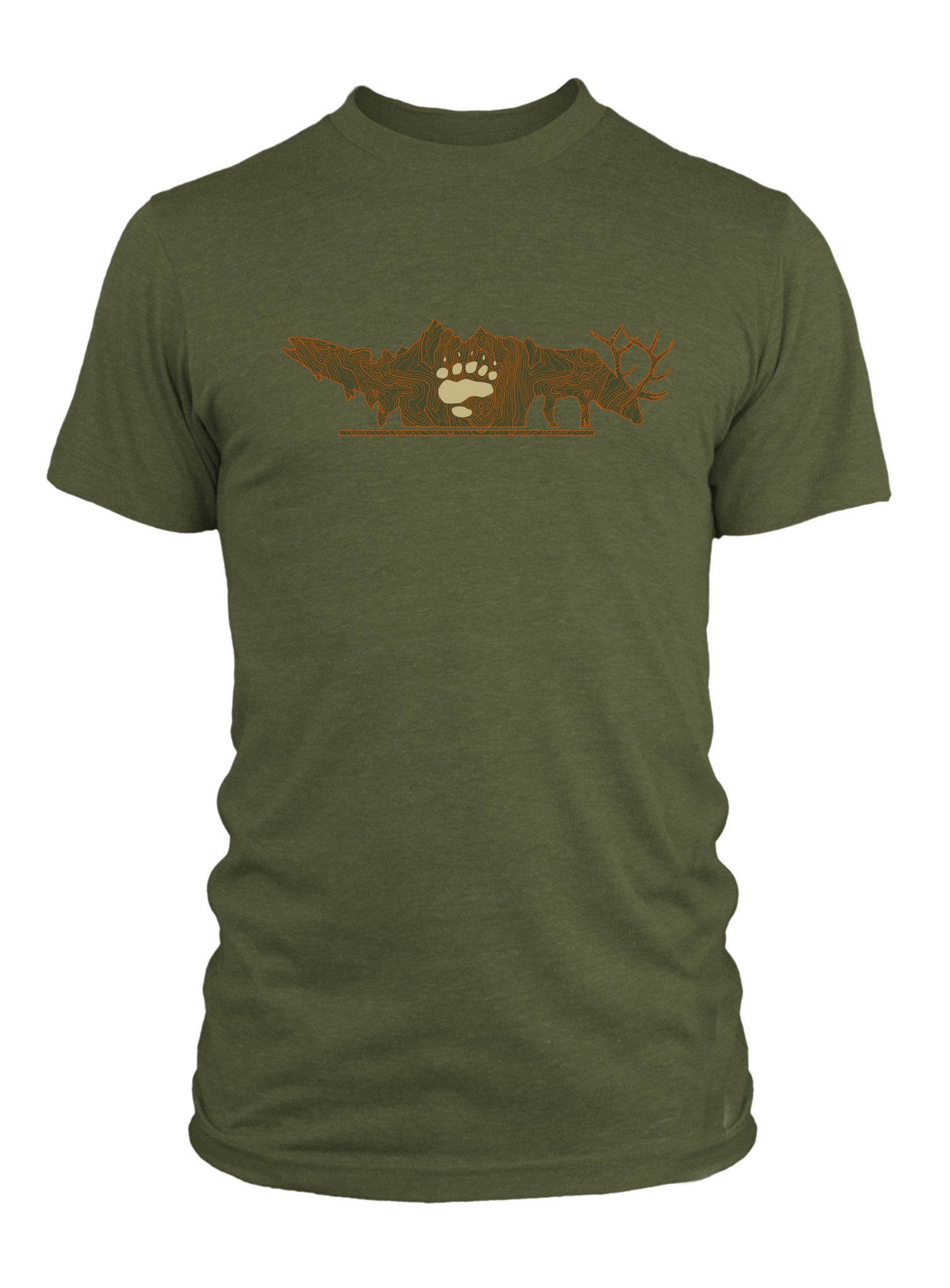 Backcountry Hunters and Anglers Tee