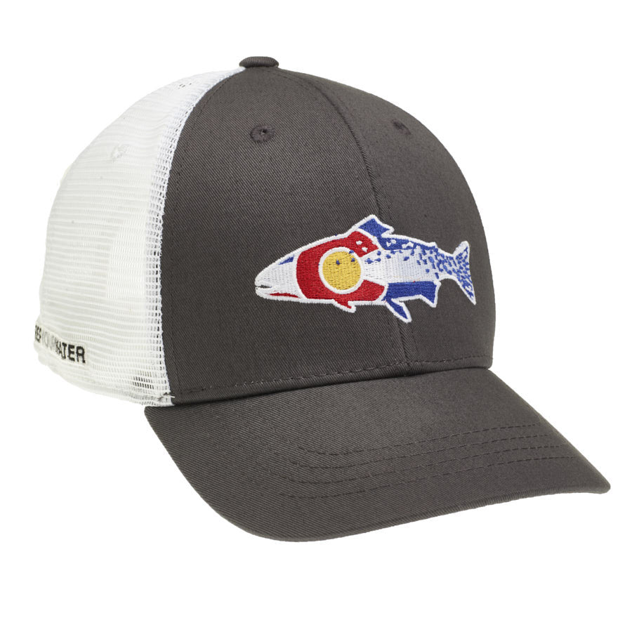Colorado Cutthroat Hat