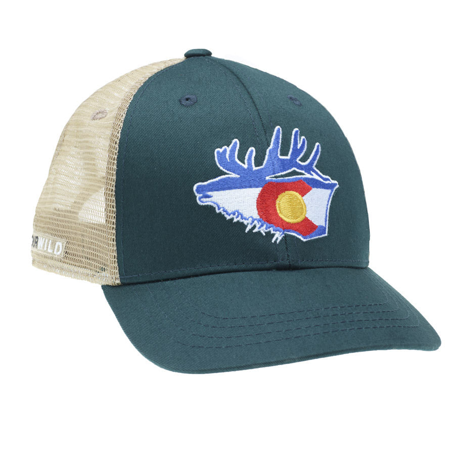 Colorado Elk Hat