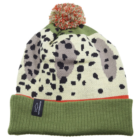 Cutthroat Skin Knit Hat