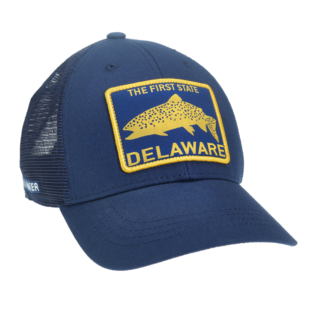Delaware Brown Trout Hat