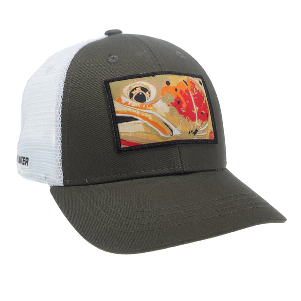 RYW x DeYoung Yellowstone Cutthroat Hat - Limited Edition