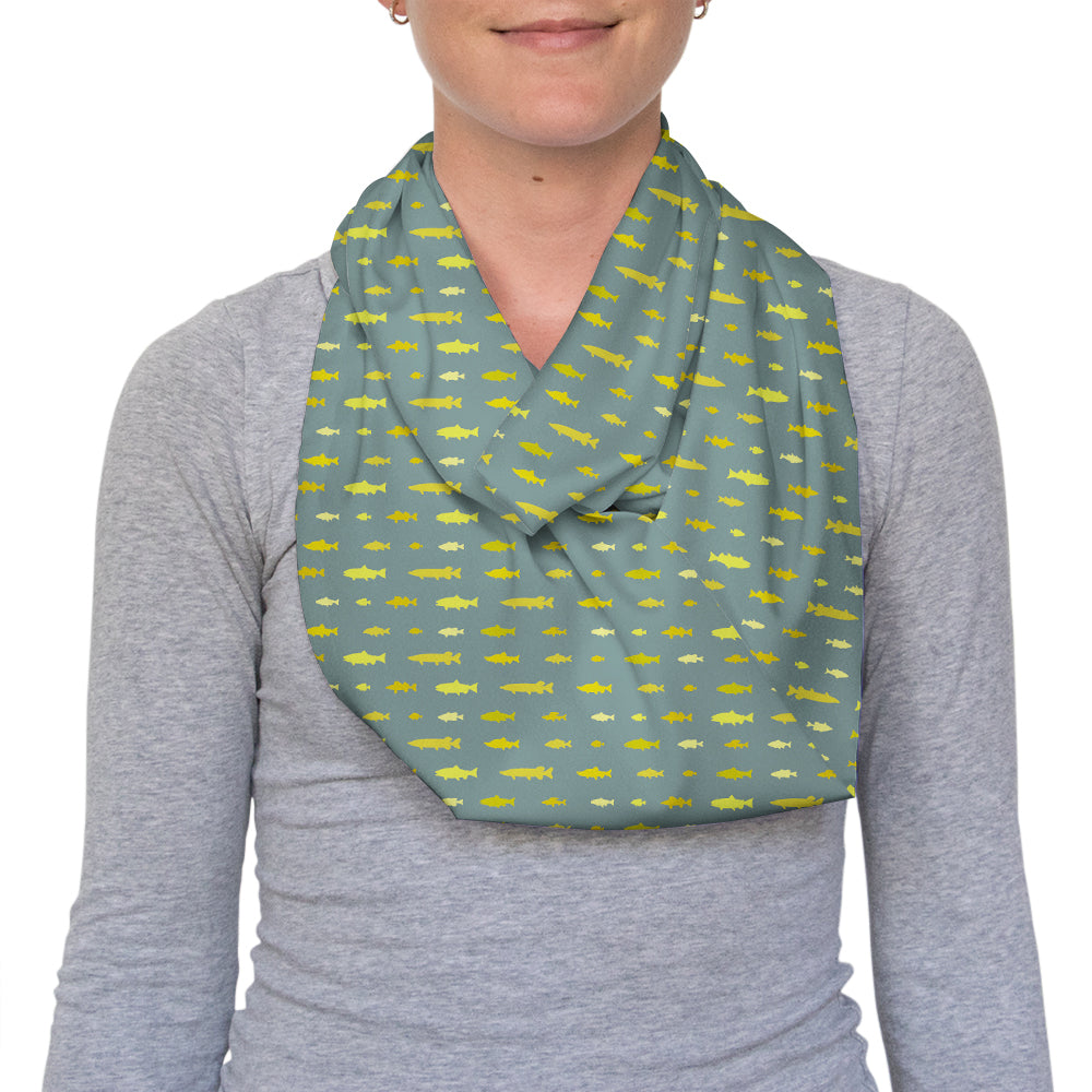 Freshwater Infinity Scarf